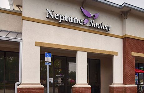 Neptune Society Cremation Services Jacksonville, FL main entrance