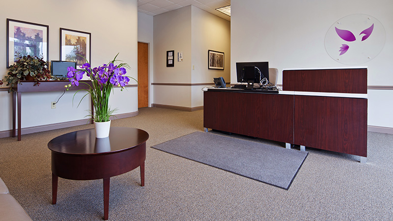 Neptune Society Cremation Services Indianapolis, IN front desk